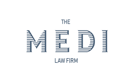 The Medi Law Firm logo